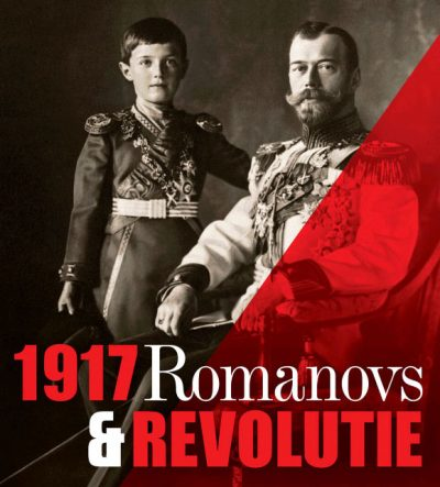Lezing Romanovs & Revolutie