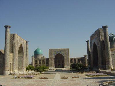Reis Oezbekistan
